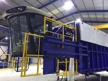 Adaptación e instalación sobre plataforma de cabina para puesto de control_2.